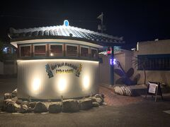 夜は、宮古島に行くたびに行っているキャプテンメリアン