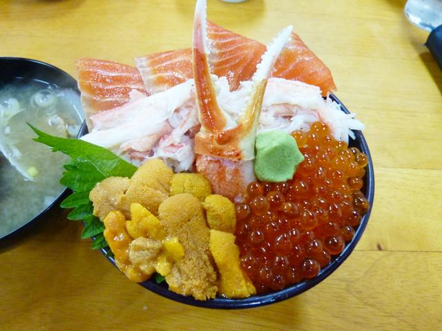 最新小樽グルメ12選!寿司、海鮮、ご当地グルメのあんかけ焼きそばなど