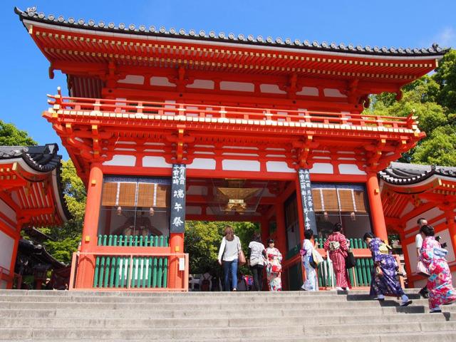 2017年はきっと恋が叶う! 京都の縁結び・パワースポット