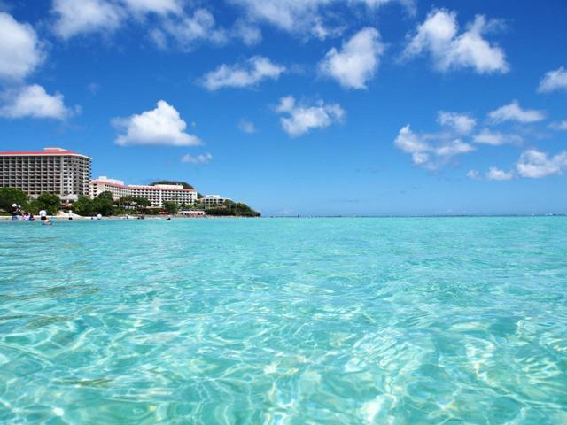 弾丸でいける海外リゾート! グアム旅行におすすめのホテルランキング