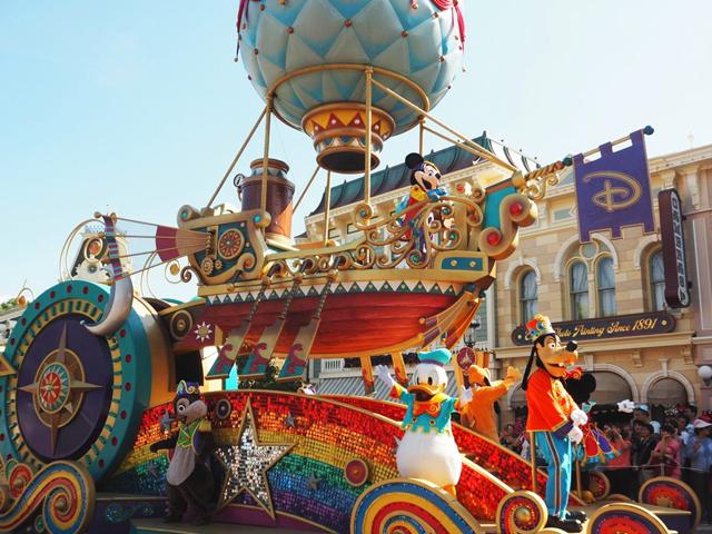 あの興奮が現実に! スター・ウォーズの世界が香港ディズニーランド・リゾートに出現!?