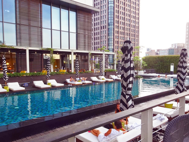 【台北エリア別】プール付きホテルで優雅な時間を過ごそう。 子連れやビジネスマンにもおすすめ