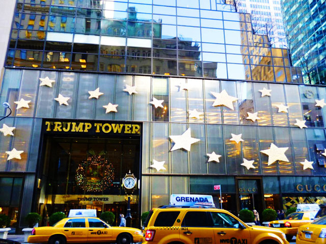 次期アメリカ大統領選に勝利!トランプ氏が経営する豪華すぎるTRUMP HOTELSをご紹介