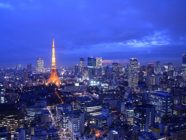 この場所からはぜひ見ておきたい♪ 東京タワーが美しく見えるスポット