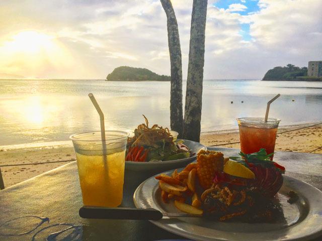 食事と景色、一度に楽しもう!グアムで行きたい絶景&美味
