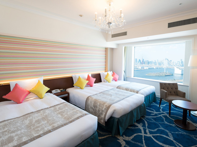 東京ディズニーリゾート(R)と東京観光に便利な都内のホテル11選