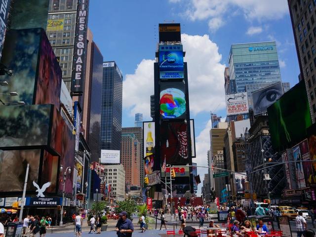 初めてのニューヨークにおすすめ観光スポットランキングベスト15!
