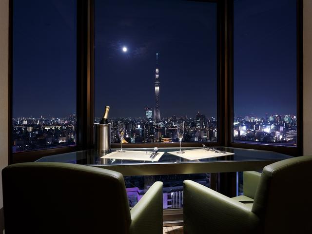 東京スカイツリーが見える!近い!120%満喫できるホテル7選