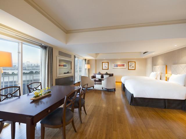都心のリゾートお台場満喫!ファミリーで過ごしたい人気ホテル6選!