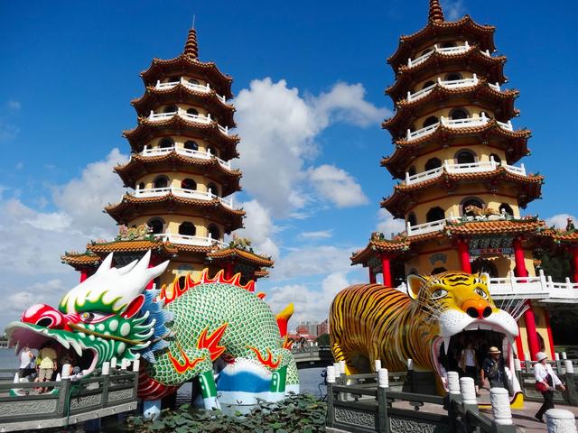 台湾・高雄観光スポットおすすめランキングベスト12!2019年版