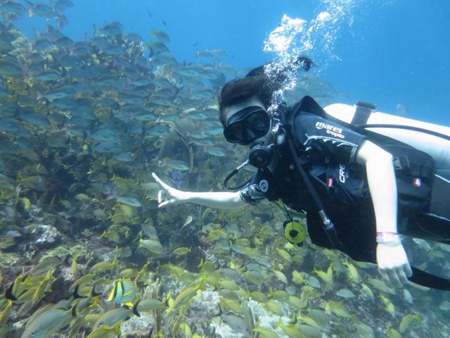 大自然カリブ海を100倍楽しむ! カンクンで体験したいマリンアクティビティ