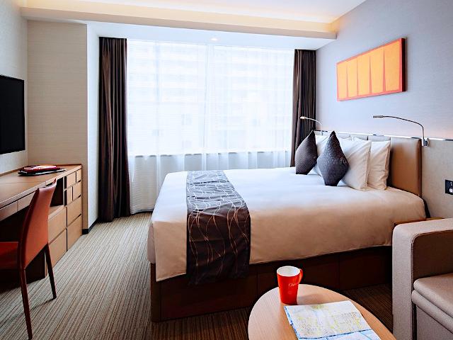 女性が選ぶ!大阪のデザインがオシャレなホテル13選