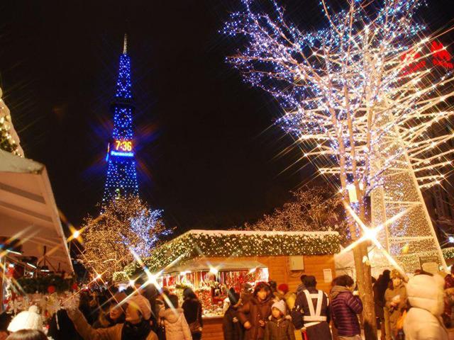 まるで海外! 国内のクリスマスマーケット!