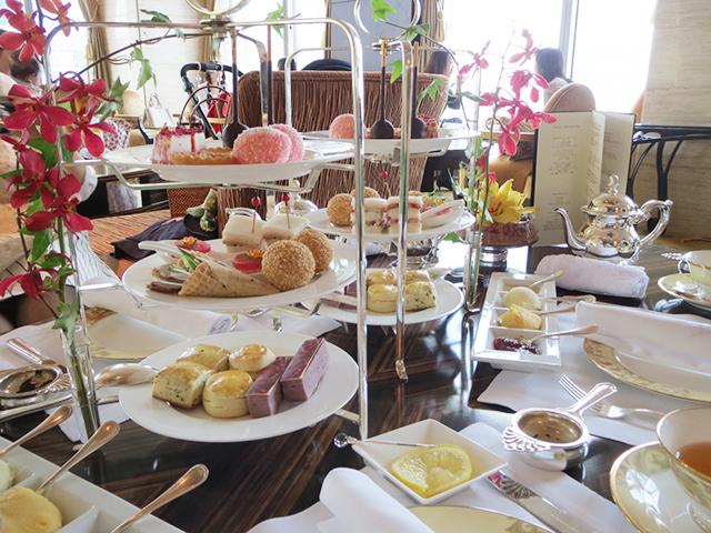 女子会におすすめ!東京の高級ホテル「アフタヌーンティー」16選