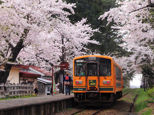 津軽鉄道・ストーブ列車