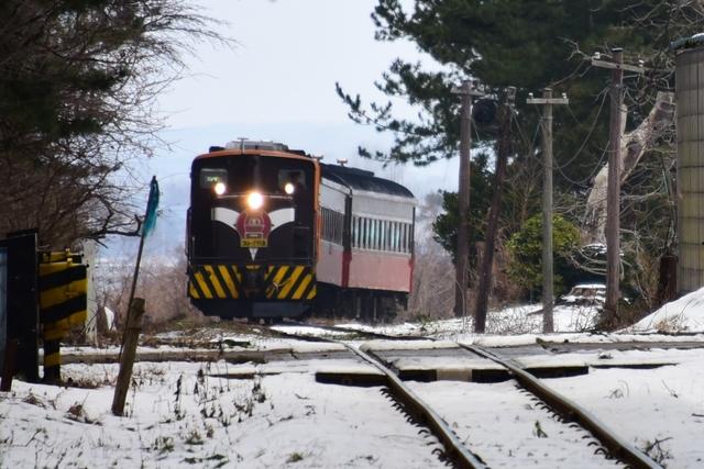 軽鉄道・ストーブ列車
