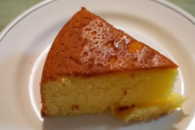 「長崎堂」のバターケーキ