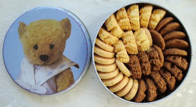 ジェニー・ベーカリーのクッキー