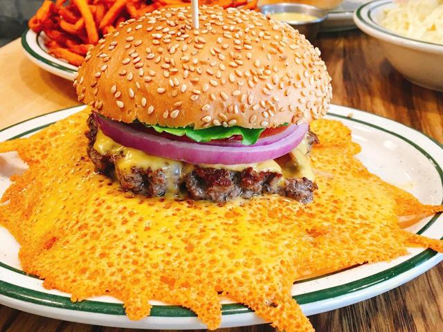 ハンバーガー / BROOKLYN THE BURGER JOINT