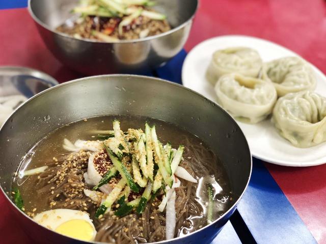 冷麺 /トンアネンミョン