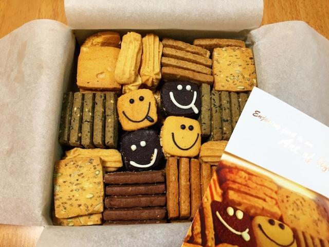 クッキーカルテットのクッキー