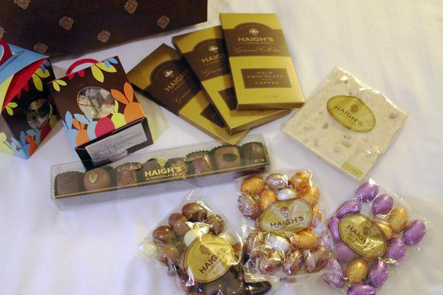 ヘーグズ・チョコレート