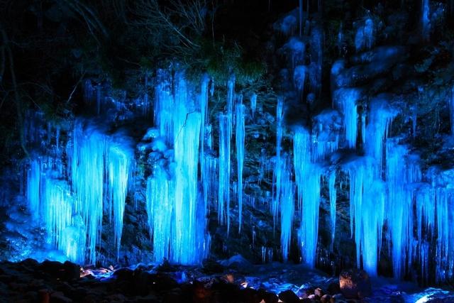 大滝氷まつり