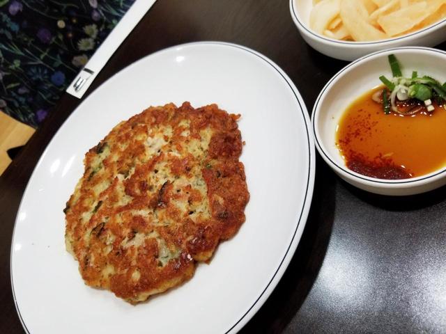 氷スープが絶品の冷麺「乙蜜台」
