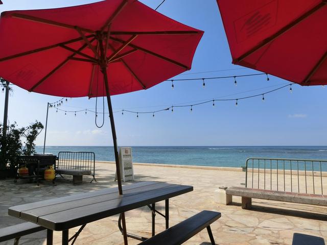 ベアフット ビーチ カフェ