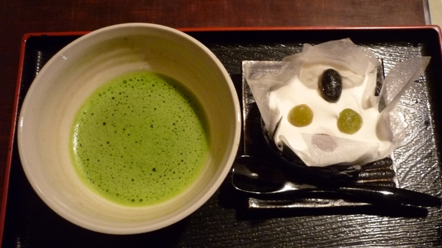 一乗寺中谷の和洋菓子