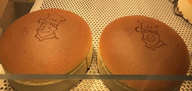 焼きたてチーズケーキ