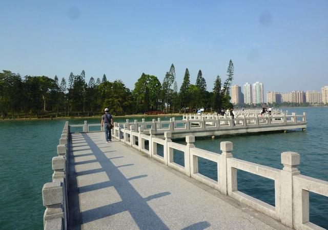 澄清湖(ちょうせいこ)