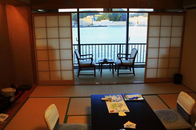 勝浦温泉 ホテル中の島