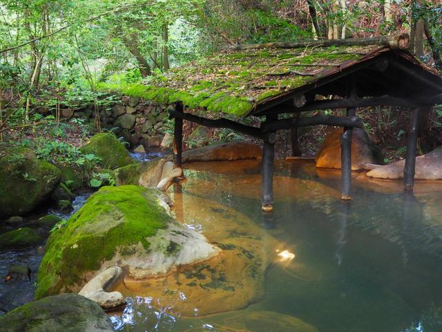 黒川温泉 旅館 山河