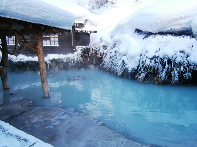 乳頭温泉郷 秘湯 鶴の湯温泉