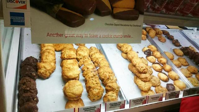 ザ クッキーコーナー