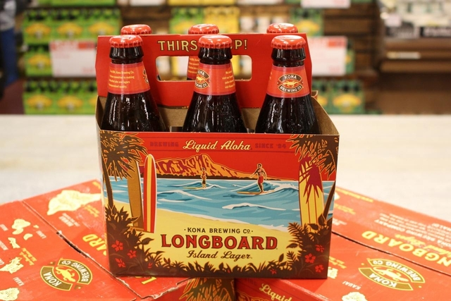 コナビール ロングボード