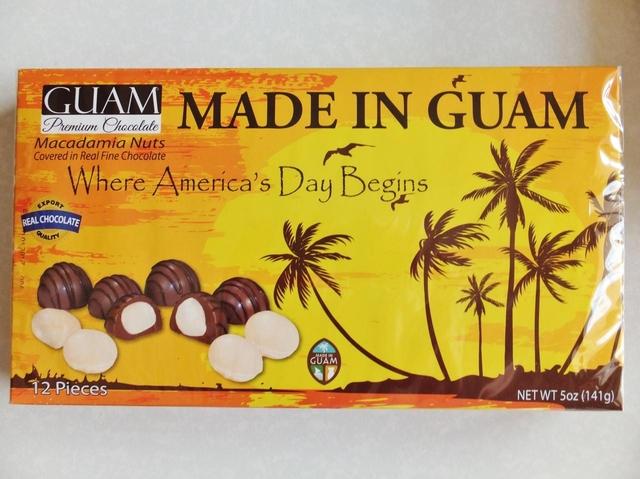マカダミアチョコレート