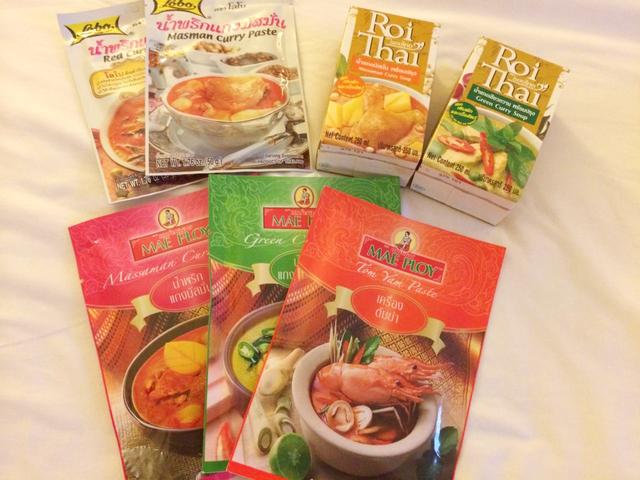 タイ料理キット