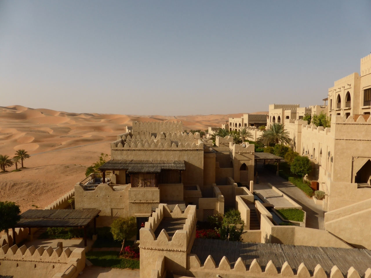 【11位】アナンタラ カスル アル サラブ デザート リゾート/ アラブ首長国連邦