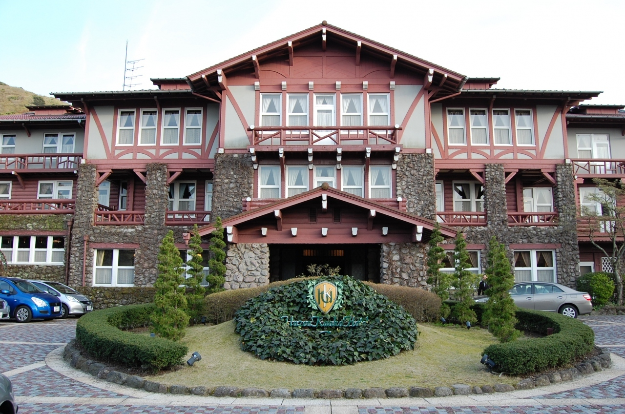 【長崎県】雲仙観光ホテル