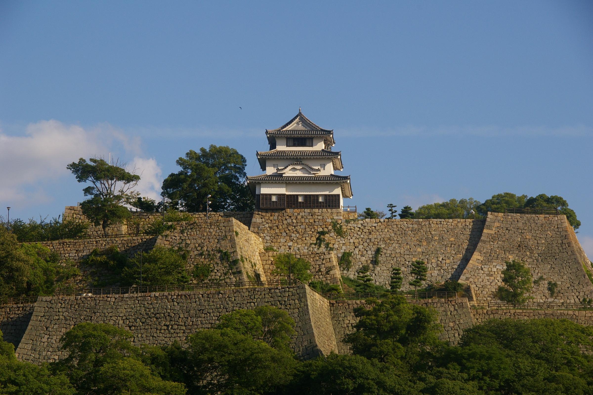 【11位】丸亀城