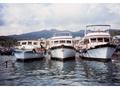 夕暮れウォータークルーズ+南Y(ラマ)島の海鮮料理ディナー
