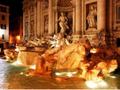 必見!昼間とは違う、夜のドラマチックなローマをご案内☆イルミネーション・ナイトツアー<日本語を含む多言語ガイド/ローマ発>