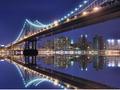 ニューヨーク4大夜景鑑賞!夜景ざんまい観光ツアー<夜/日本語ガイド>