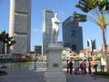 シンガポール半日名所巡り観光ツアー(リバーボート乗船付き)<午前/空港お迎えプラン選択可>