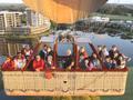 ゴールドコースト周辺を上空から観光 熱気球ツアー by バルーンアロフト