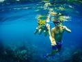 【バリ島発・3つの離島巡り】楽園のレンボンガン島、ペニダ島、チェニガン島をシュノーケリングツアー ビーチクラブで寛げる満喫の1日<終日/ホテル送迎/昼食>