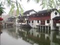 上海半日観光C 水郷の町&上海動物園