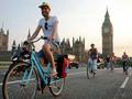 地元っ子の目線で旅する!自転車で巡るロンドン市内観光ツアー<日本語・英語>